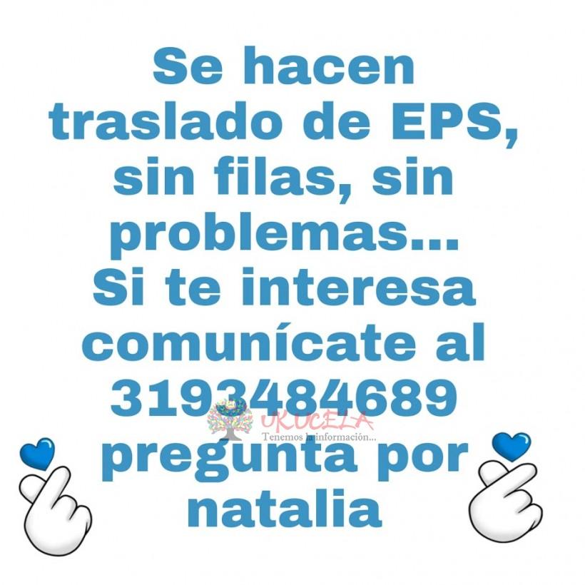 TRASLADO DE EPS