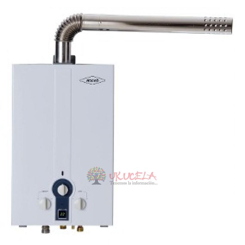servicios tecnicos para calentadores de agua sena