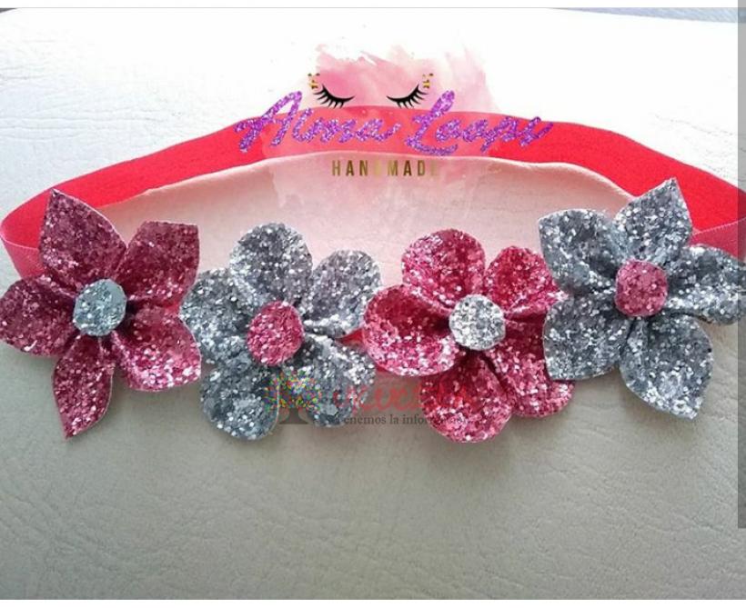Balacas Coronas de flores para hechas a mano