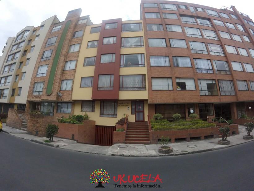 Se arrienda apartamento Barrio Quintaparedes