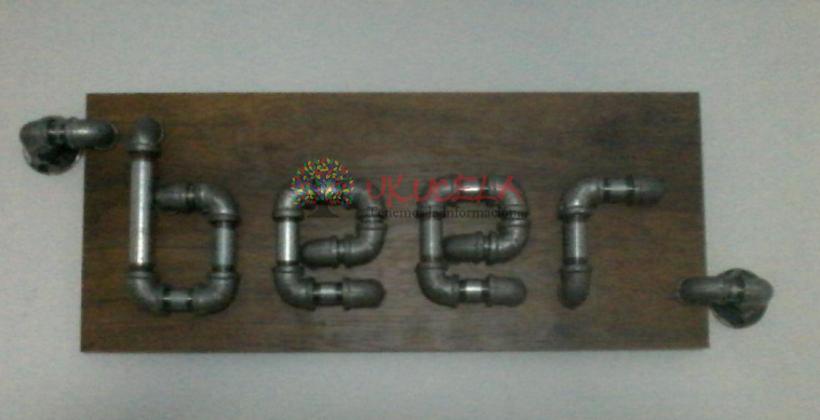 letrero especial para decoracion