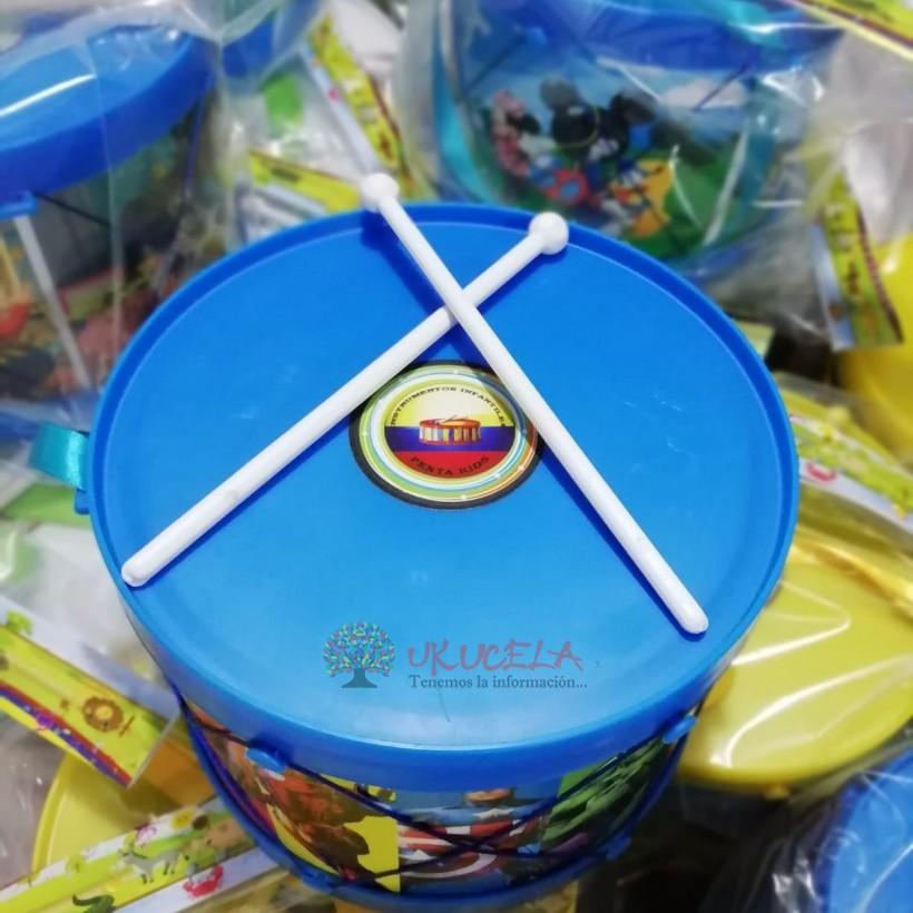 Tambor infantil diseños exclusivos para niños!