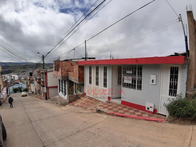VENDO ESPECTACULAR CASA BARRIO SIMÓN BOLIVAR EN TUNJA