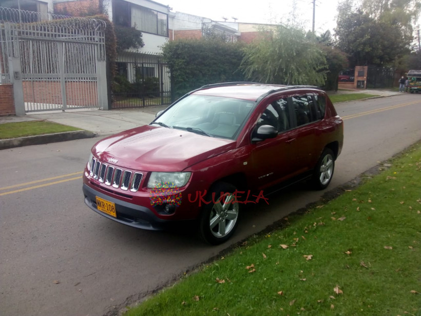 JEEP COMPASS 2012 FULL 2.4 cc