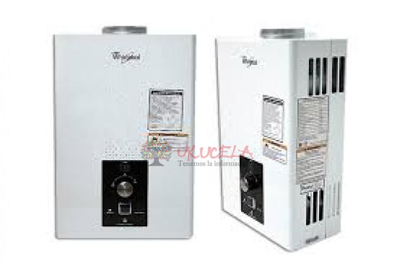 servicio tecnico especializados  de calentadores whirpool tel 3174150938