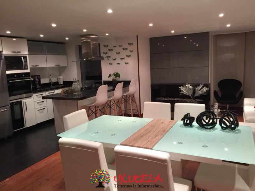 Se vende Espectacular apto Duplex Cerros Orientales Bogotá