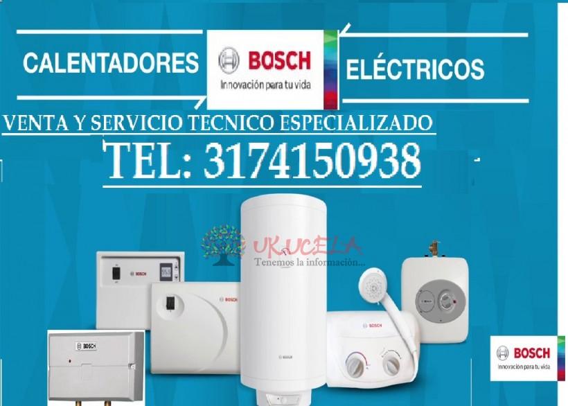 servicio tecnico de calentadores electricos bosch tel 3174150938