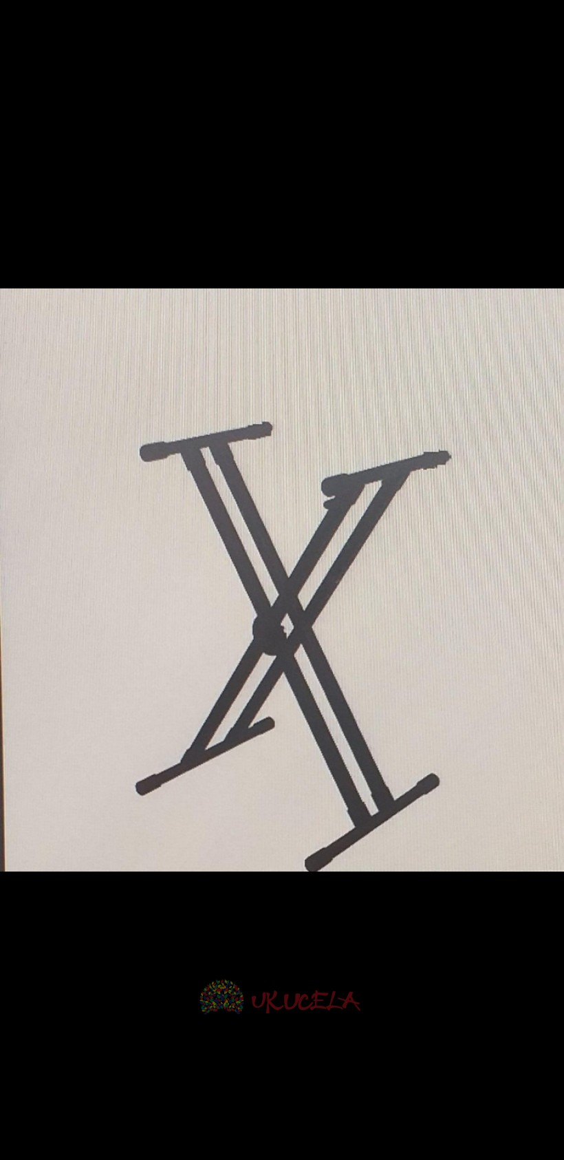 Atril teclado Rmx