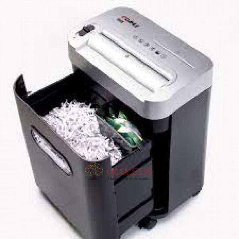 servicios tecnicos destructoras de papel