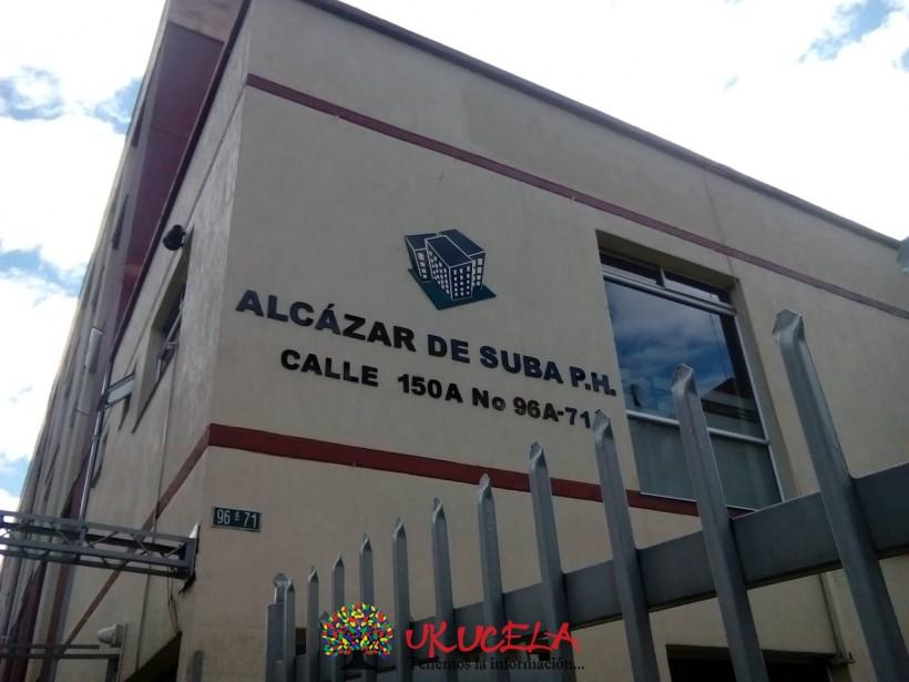 VENTA APTO ALCAZAR DE SUBA