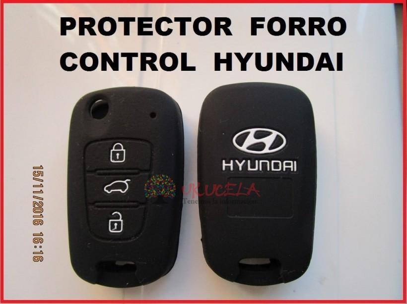 protector llave hyundai ix35 i20 i25 i30 i35