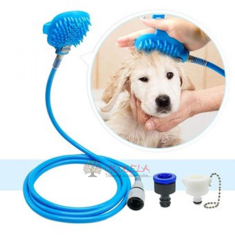 manguera para bañar perros mascotas