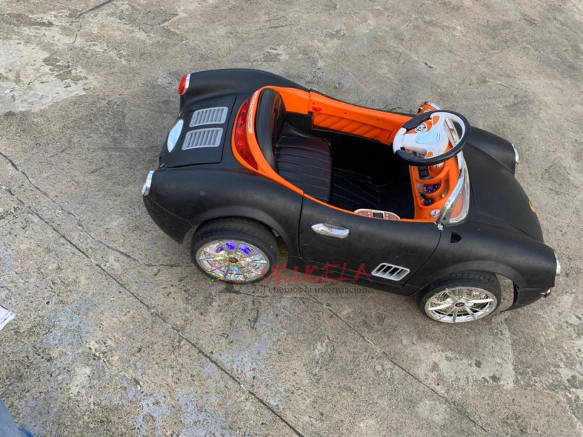 carro porshe para niño o niña