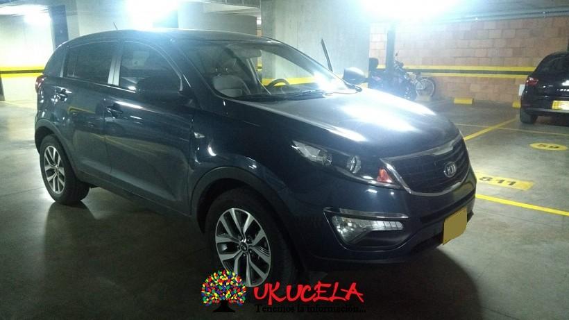 Vendo Camioneta Kia New Sportage