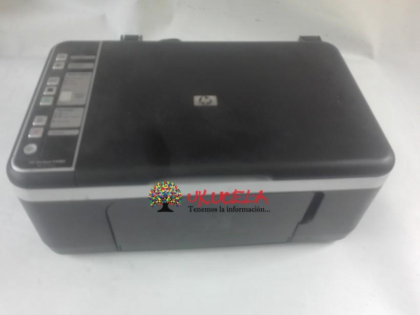Impresora HP F4180