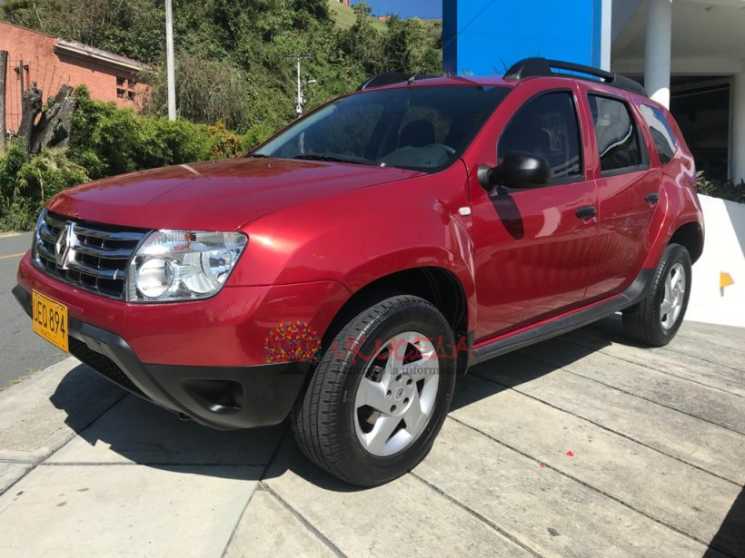 RENAULT DUSTER EXPRESSION 2015 MANIZALES