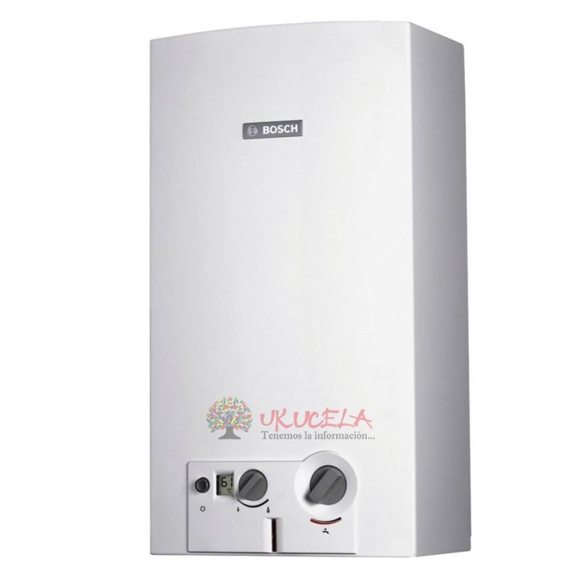 Reparación de calentadores BOSCH 3212508772 BOGOTA