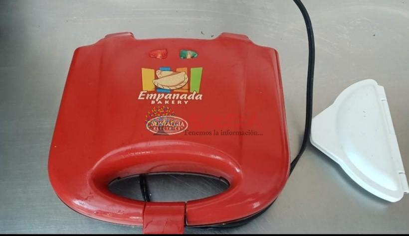 Maquina para empanadas