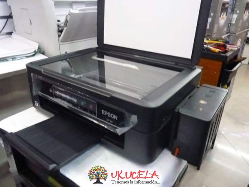 Impresoras Nuevas En Caja TINTAS  Con WIFI