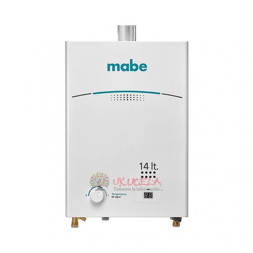 Reparación de calentadores MABE 3212508772 BOGOTA