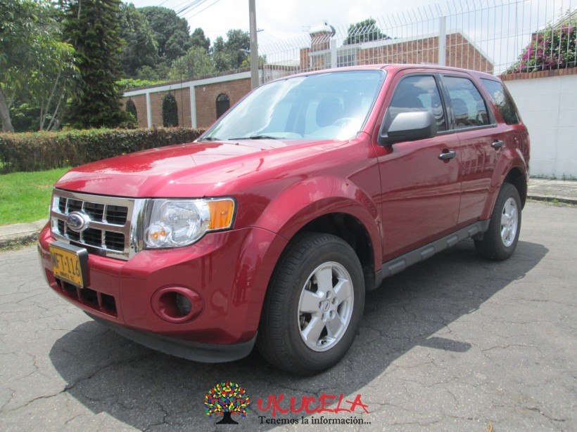 FORD ESCAPE XLS AUTOMATICA 4X2