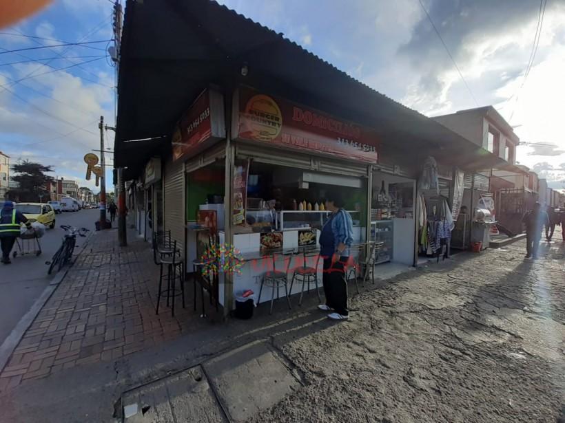 Vendo centro comercial en Toberin