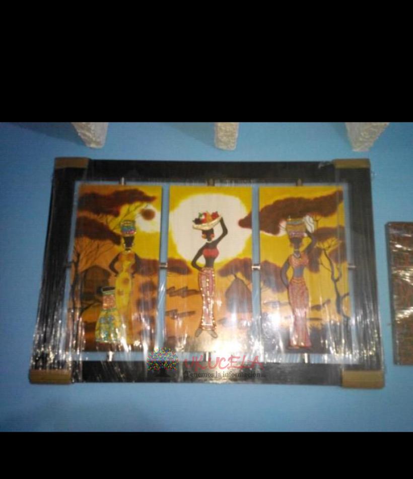 Cuadro Afrocolombiano