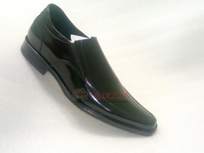 zapato formal en puro cuero tallas desde la 38 a la 43