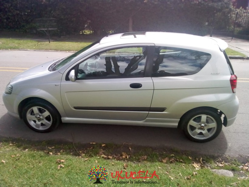 CHEVROLET AVEO LIMITED COUPE