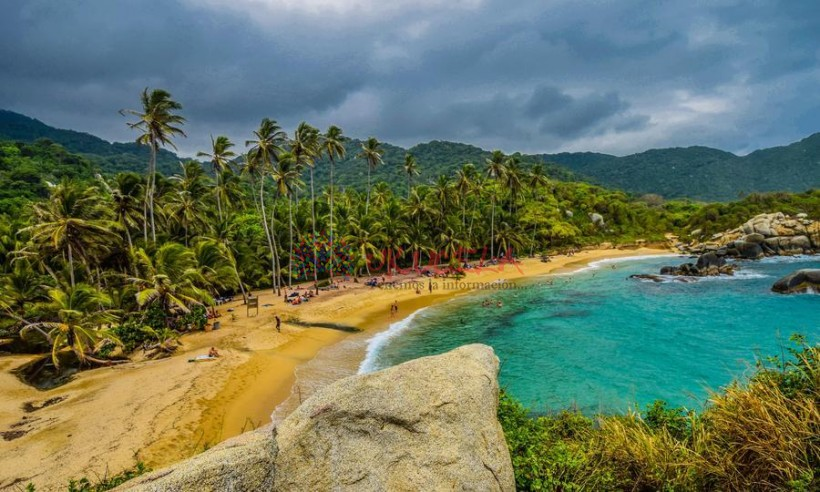 Tour en Santa Marta de 2 días Tayrona y Playa cristal almuerzos transportes