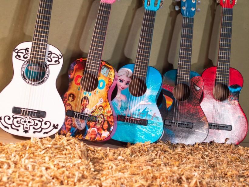 Guitarras Acusticas para niños