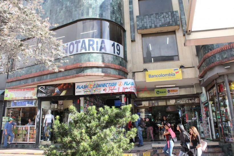 Vendo local en centro comercial Lourdes