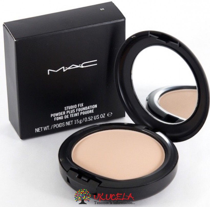 Polvo Compacto Mac Studio Fix