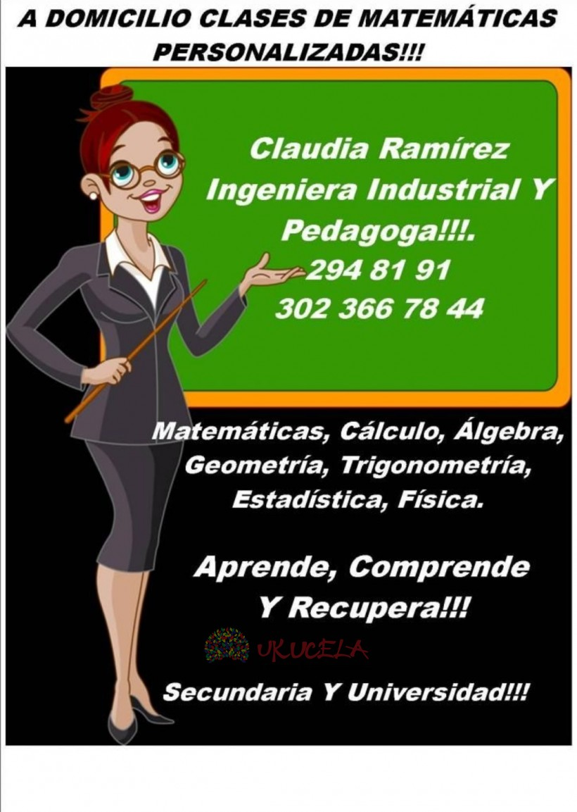 Clases Matemáticas Medellín