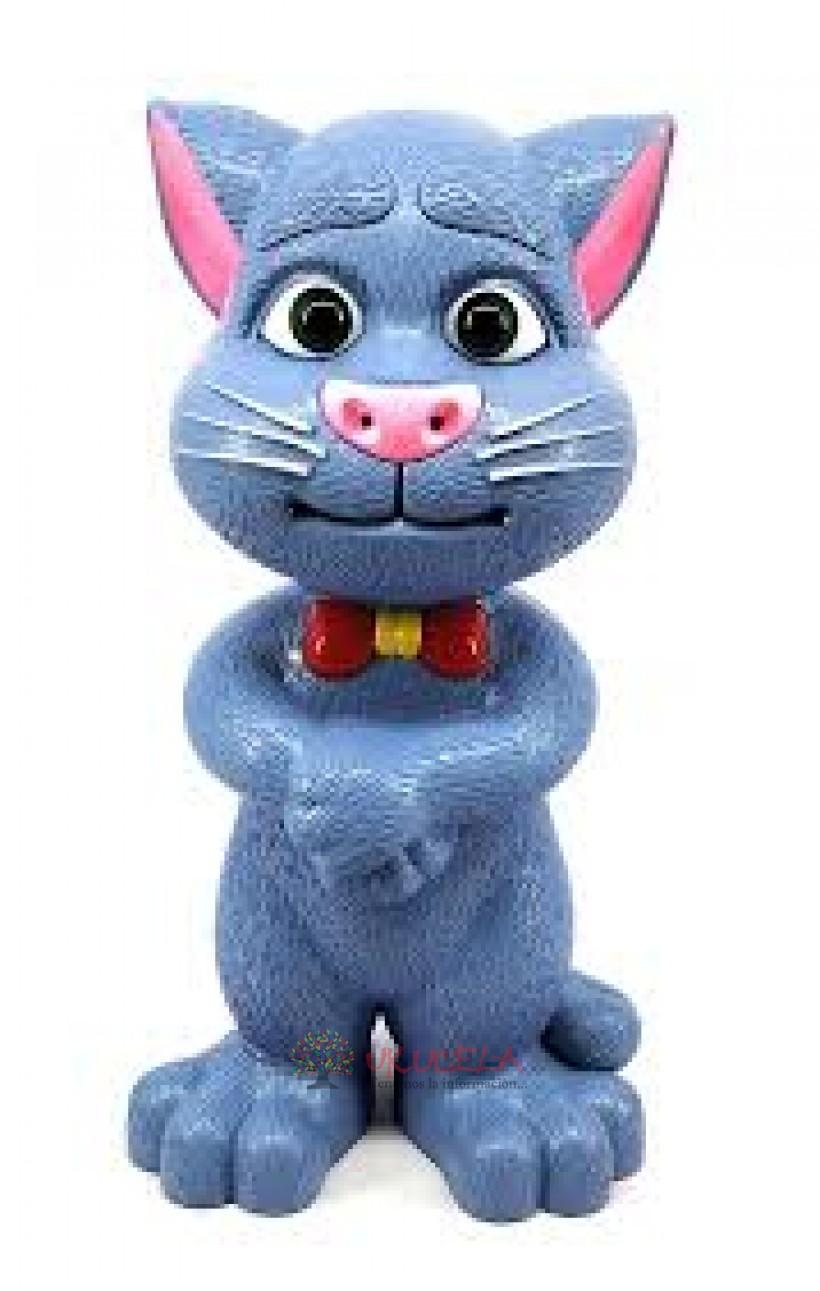 gato tom juguete didactico