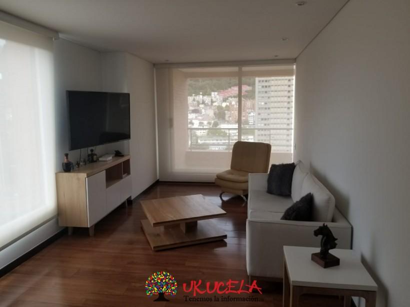Vendo apartamento en Parque Central Bavaria