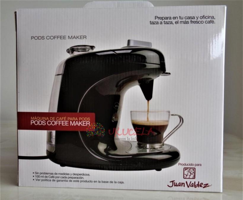 Cafetera eléctrica para PODS