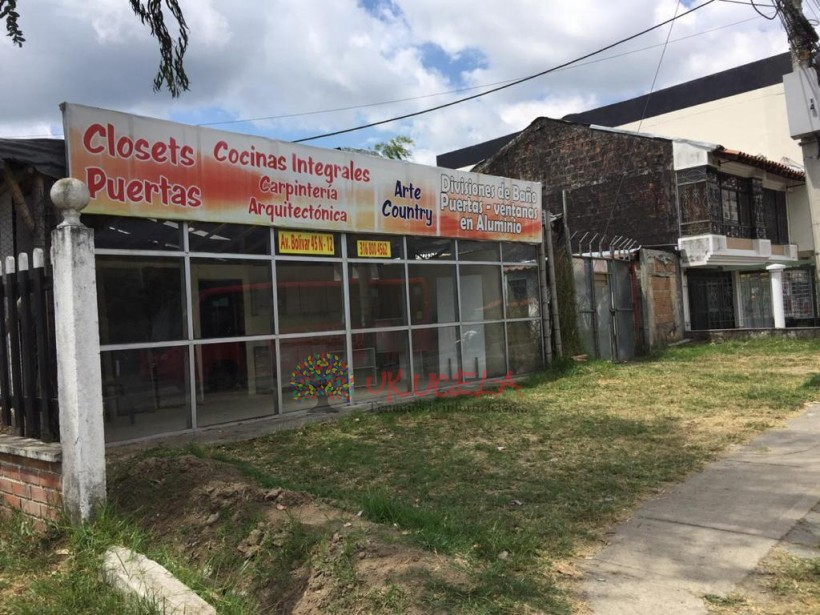 VENDO MAGNIFICO LOCAL CON BODEGA EN ARMENIA