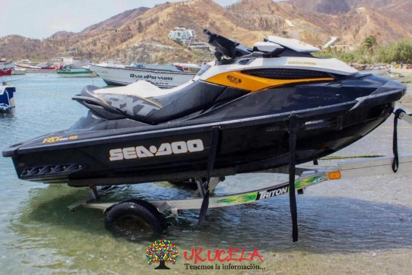 Vendo Moto Acuatica Seadoo Rxt 260 Rs
