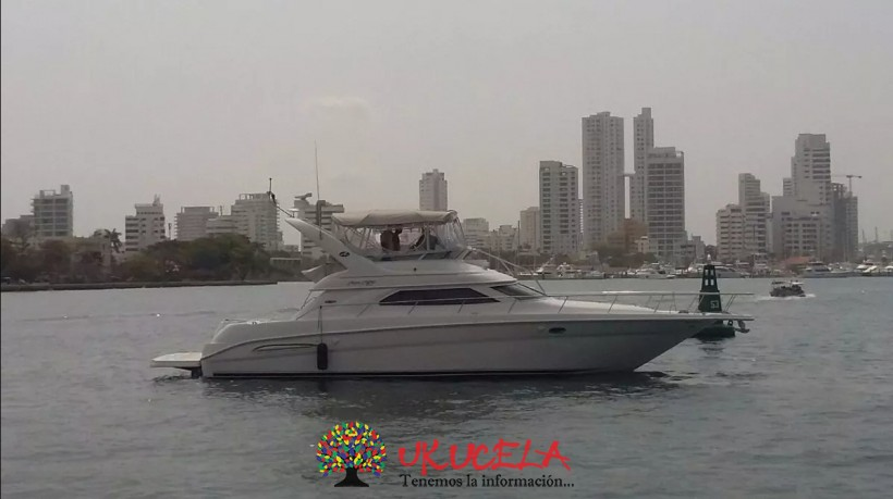 Vendo Bote Sea Ray Modelo 2003