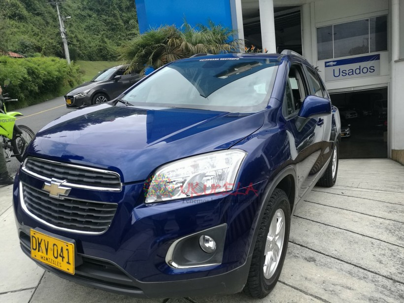 CHEVROLET TRACKER LS AT 2013 MANIZALES