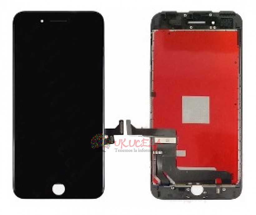 Display lcd + tactil iphone 7 plus nuevo garantizado instalado