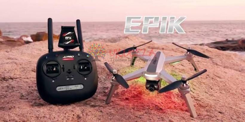 Drones Jjpro X5 Epik Gps 1080p Wifi Camara Entrega Inmediat