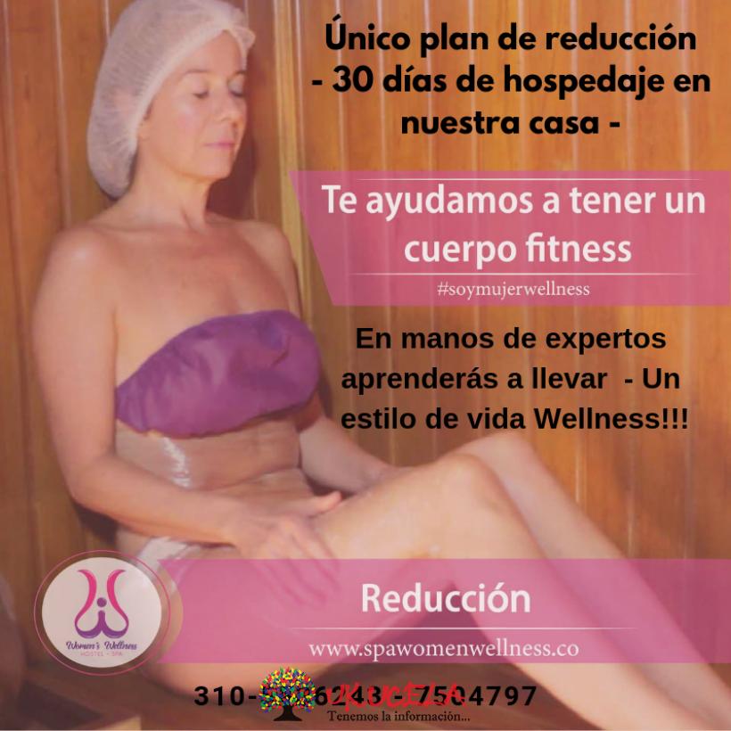 Plan. Estilo de vida Wellness. 30 días de alojamiento y bienestar