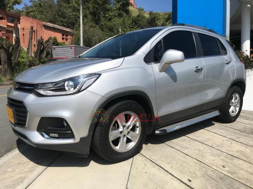 CHEVROLET TRACKER LT AUTOMÁTICA MCM 2017 MANIZALES