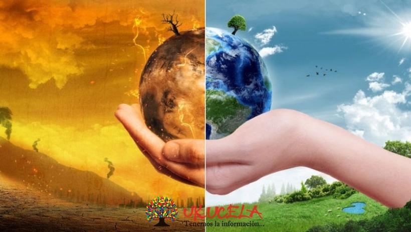 ENFERMEDADES DEL CAMBIO CLIMÁTICO