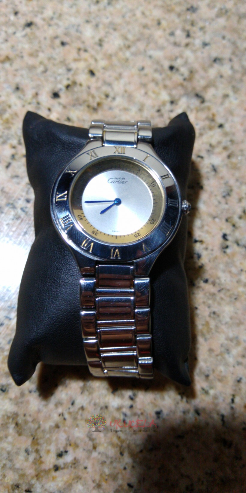 Vendo Reloj Cartier Must 21