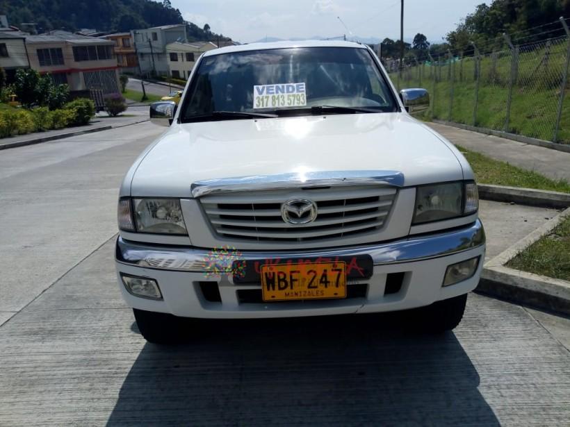 Mazda B 2600- 4x4 2007 Manizales