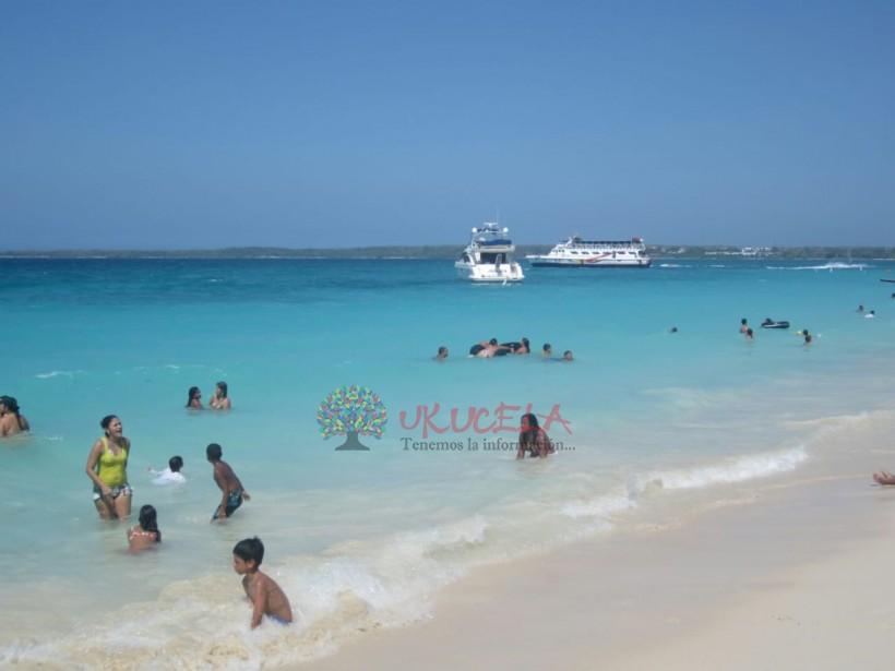Playa Blanca baru.