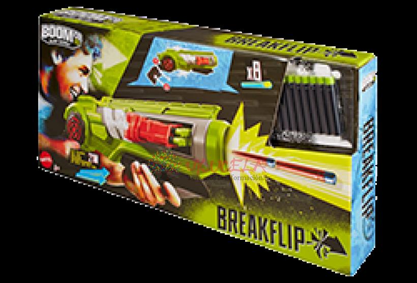 Boomco Grande Breakflip Mattel.